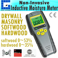 Wholesale K01KC Digital in Non Invasive Inductive Moisture Meter for Drywall Masonry Softwood and Hardwood w Auto Calibration amp Alarm