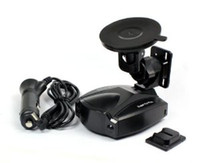 Wholesale NEW Full band CAR Radar Laser Detector with Voice Alert Car Charger Bracket A380 H538