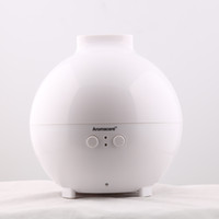 Wholesale 2013NEW Color changing Ultrasonic Air Humidifier and Aroma Diffuser Air purifier Essential oil diffuser