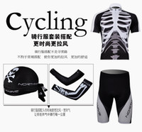 Wholesale 2014 hottest Cool Sports Wear Lycra Polyester Shirt Suits Bicycle Shirt Suits Bike Anti UV Outdoor Sports Outfit Cycling Jersey Sets XJ