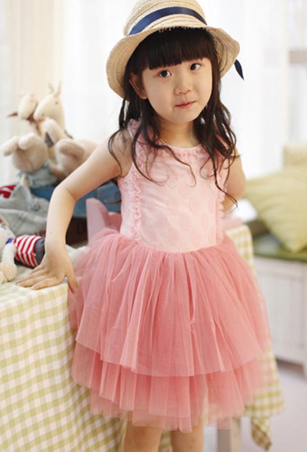 Cute Girl Pink Dress Cute Dress For Girl Pink