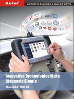 Wholesale 2013 Original Autel Maxidas DS708 Universal Diagnostic Scanner Multi Language