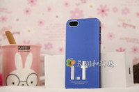 For Apple iPhone apple hong kong - IT Hong Kong it the iPhone5 shell metal shell Apple phone shell cell phone protective cover Tide brand