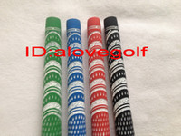 Wholesale hot DHL free ship golf grips New model golf clubs golf rubbers for golf driver grips golf irons grips more colors high quality