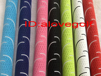 Wholesale DHL free ship high quality new golf grips more colors golf rubbers used golf driver grips or golf irons grips golf clubs golf rubbers