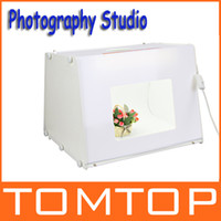 Wholesale SANOTO quot x16 quot Portable Mini Kit Photo Photography Studio Light Box Softbox MK50 Size mm D843 DHL