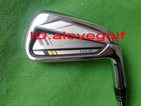 Wholesale 2013 new original golf clubs TMRocket RBladez tour golf irons set clubs with dynamic gold S steel shaft free ship