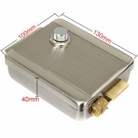 Wholesale Home Stainless Steel Electronic Door Lock For Video Doorphone Intercom