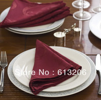 Wholesale 30PCS Export Europe famous thickened Candian food luncheon napkin cloth Rose Bowl Pad Coaster N