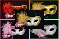 Wholesale Plastic Party Masks Mardi Gras Masks Masquerade Party Masks Venetian Masks Carnival Masks cheap