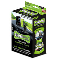 Wholesale GripGo Universal Hands Free Car Mount for All Cell Phones and Mobile Devices