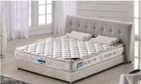 Wholesale King size Pillow top pocket spring latex mattress