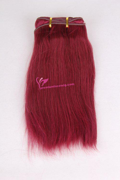Red Weave Extensions 97