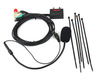 Wholesale Walkie talkie vehicle Hands free Microphone for TM261 TM271 TM471 TM461 TK8100 Car Sets core Crystal Head J0349A