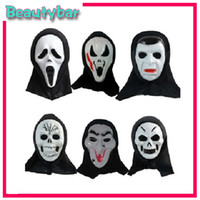 Wholesale Halloween scream vampire terrorist Horror Full surface face mask