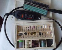 Free shipping, Dremel grinder + frexible shaft + 100 pcs kit + 30 pc kit, Dremel grinding tools