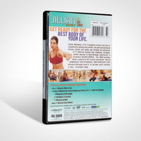 Wholesale New Arrival Jillian Michaels Fitness DVD dvd Weight kg High Intensity Body Sculpting Yoga