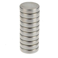 Wholesale 10Pcs mm x mm Disc Rare Earth Neodymium Super Strong Magnets N35 Craft Model