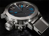 Wholesale Men s Sport watch Date Men New Auto Mechanical watch mm super big UB01