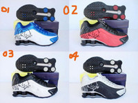 Acheter Chaussures de sport pas cher-Meilleures course pas cher Chaussures adultes ou enfants Coussin Sole Chaussures de sport Plus de couleurs Livraison gratuite