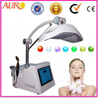acne rejuvenate - PDT LED colors therapy for facial rejuvenated beauty machine with CE approval salon use Au