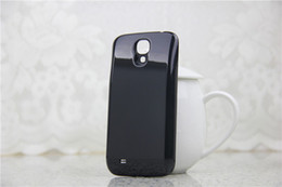Wholesale 5800mAh Extended Battery Back Cover for Samsung Galaxy S4 SIV i9500 Black White HK Post