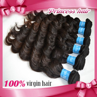 Wholesale Mixed size Malaysian virgin hair Queen hair products Natural wave hair