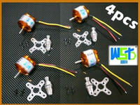 Wholesale 10pcs A2212 Brushless Motor KV H366 for RC Aircraft Plane Multi copter Brushless Outrunner Motor