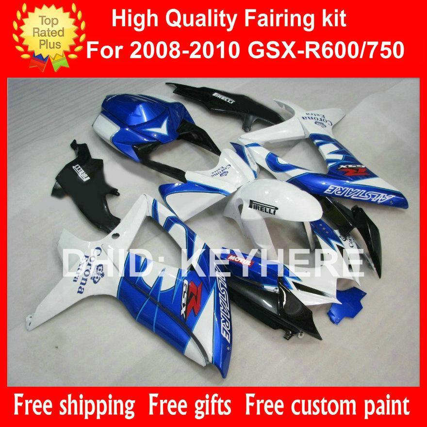 Custom Fairing Kits Custom Race Fairing Kit For