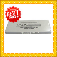 Wholesale Best Price Ship From USA Laptop Battery For Apple MacBook inch A1185 MA561 Core White V W N8401WH