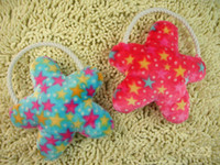 Wholesale Cute Plush Toy Can Make Voice Cloth Plush Doll Baby Doll Toy With BB Ring Shining Star Toys Star Shape Toy Dog Toy