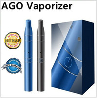 Electronic Cigarette Set Series  Dry herb vaporizer ago G5 with pen dry herb vaporizers elctronic cigarette with liquid herb