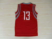 Wholesale 2013 mens American Basketball Jerseys red white cheap jerseys sports shirts sports shorts Outdoor Jersey Home Away MixOrder size