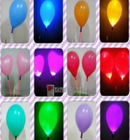 Classic led balloons - LED Balloon Blinking Flashing Light Led lights Wedding Party Christmas Holiday Birthday