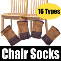 Wholesale 20pcs Chair Leg Socks Classic Design to Choose From Floor Protector Pads for any Furniture with Legs Worldwide