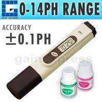 aquarium build - PH High Accuracy Handheld Digital Pen Type pH Meter Tester Buffer Hydroponic Aquarium pH Range Built in ATC