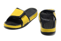 Wholesale New arrival Men massage slippers with Velcro JDEN outdoor casual shoe super A quality summer slipper US7