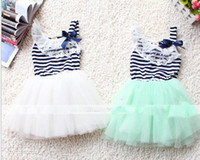Wholesale 2013 summer new Baby Kids Clothing Children s girls skirts dance lace dress