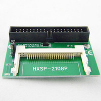Wholesale CF converter card Adapter CF to IDE P DOM for PC computer H0492