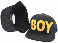 man and women Blending Embroidered Boy hats Snapback wholesale caps discount snapbacks cheap snap hat cap hats BOY snapbacks trukfit top quality can mix order free ship