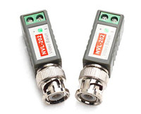 balun designs - New Video Balun for CCTV Passive UTP With PCB Design Interference Rejection and Surge Protection KA2C20
