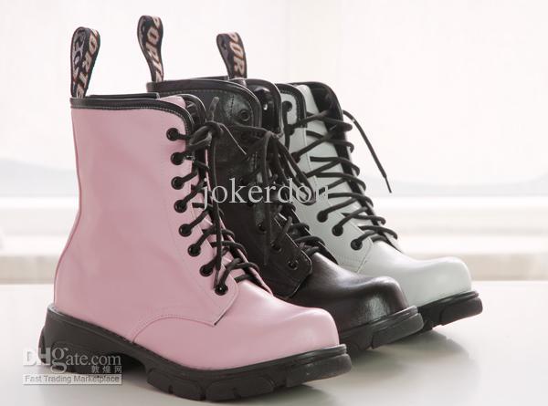 Boots Punk Punk Fashion Boot 2013 Womens