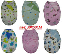 Wholesale Swaddle Newborn Sleeping bags Layers baby sleepsacks wraps Baby Swaddling Sleep Bag Infant Wrap