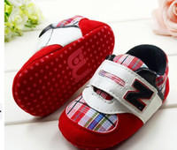 Wholesale 10 off Red with the letter Z toddler shoes first walker shoes shoes sale toddler shoes china shoes pairs