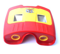 Wholesale 3D View Master Telescope Kaleidoscope Binoculars Stereoscopic Feel Super Picture Clear Miniatures Toys