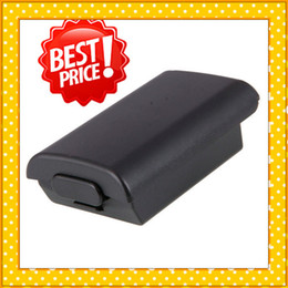 Wholesale Best Price Ship From USA For Xbox Controller Battery Cover Case Black V00308