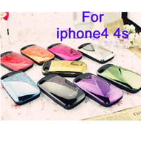 Wholesale New iFace Revolution Brilliant case cover Shell plating For Apple iphone G S iphone4S