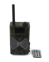 Wholesale New HD GPRS MMS Digital Infrared Trail Camera Inch LCD Megapixels IR Hunting Q2006A