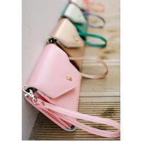 Wholesale Crown New Multi propose wallet case pouch Purse for Samsung Galaxy S2 iphone S