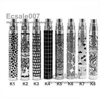 Not Specified  Battery  Best Sale EGO eGo-K Battery Smoking Engraved 650MAH 900MAH 1100MAH Electronic Cigarette E-Cigarette for E-Cig EGO-T EGO-W CE4 Atomizer